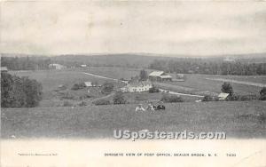 Birds Eye View Beaver Brook NY 1907
