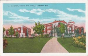 Wisconsin La Crosse State Normal School and Annex