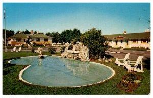 Canada  Plessisville Motel A La Claire Fontaine