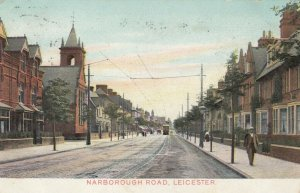 LEICESTER , UK , 1913 ; Narborough Road
