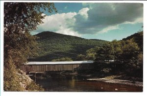 Townshend, VT - Old Scott Bridge - Spanning West River