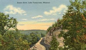 MO - Lake Taneycomo, Scenic Drive