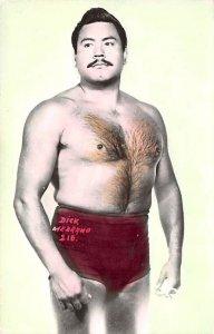 Dick Medrano Wrestling Unused