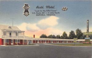7359  VA Emporia   Reste Motel
