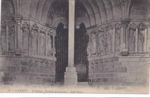 L'Eglise, Portail Principal, Candes (Maine et Loire), France, 1900-1910s