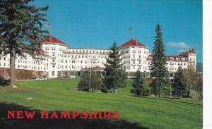 New Hampshire Mount Washington Hotel