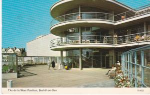 Post Card Sussex BEXHILL-ON-SEA The de la Warr Pavilion