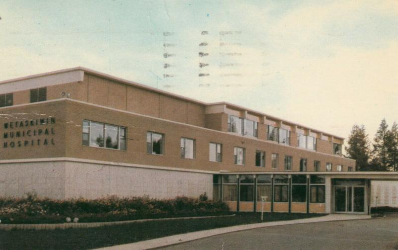 WETASKIWIN, Alberta , Canada , PU-1968 ; Wetaskiwin Municipal Hospital