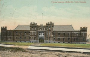 BELLEVILLE, Ontario , 1916 ; The Armouries