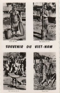 RP:  Viet Nam , 1930s ; 4 Native Women
