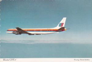 United Airlines DC-8-61 Friendship