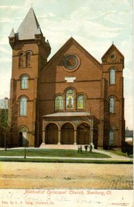CT - Danbury. Methodist Episcopal Church