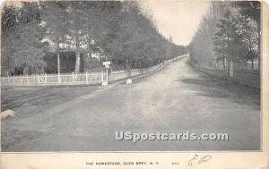 The Homestead Glen Spey NY 1907