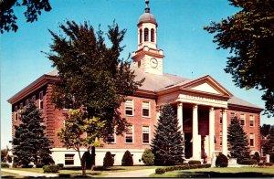 Massachusetts Gardner City Hall