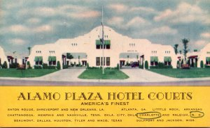 North Carolina Charlotte Alamo Plaza Hotel Courts