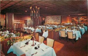San Francisco~Candelabra @ Canlis At The Fairmont Hotel~Piano Bar~1960s~PC