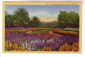 A Southern California Garden,