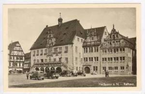 RP Heilbronn a. N.- Rathaus, Germany 1940s