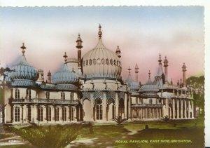 Sussex Postcard - Royal Pavilion - East Side - Brighton - RP - Ref 20766A