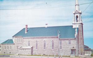 Grand Local Church, ESCOUMINS, Quebec, Canada, 40-60´s