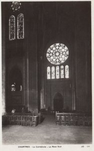 RP; CHARTRES, France, 1920-40s; La Catherale - La Rose Sud