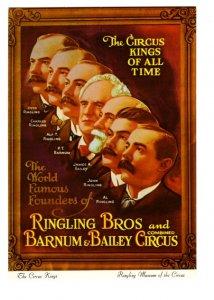 Circus Kings, The Ringling Bros and Barnum and Bailey, Sarasota, Florida