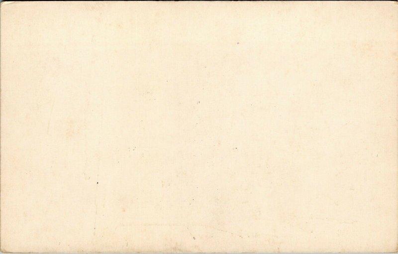 postcard art drawing - St. John's Church, Washington D.C. - Marian U. M. Lane