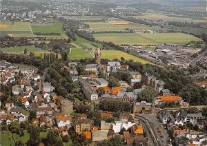 Friedberg Hessen Teilansicht mit Burg Gesamtansicht Tower Gate Panorama