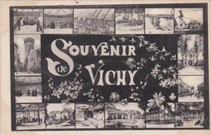 France Souvenir de Vichy Multi View 1907