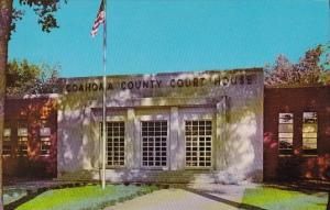 Mississippi Clarksdale Coahoma County Court House
