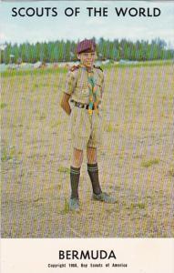 Boy Scouts Of The World In Uniform Bermuda