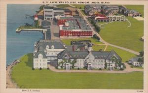 Rhode Island Newport Unites States Naval War College 1942