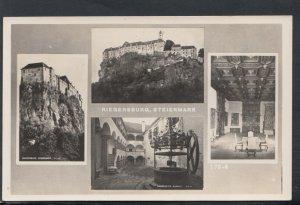 Austria Postcard - Views of Riegersburg, Steiermark, Styria  RS15142