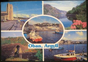 Scotland Oban Argyll Cathedral Isle of Seil Clachan Bridge - posted 2007