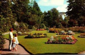 England Newquay Trenance Gardens