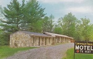 Exterior View, Linville Falls Motel, Cottages and Restaurant, Linville Falls,...