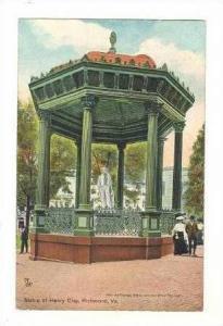 TUCK, Statue Of Henry Clay, Richmond, Virginia, 1906