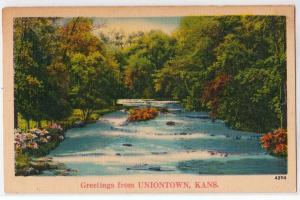 Uniontown KS