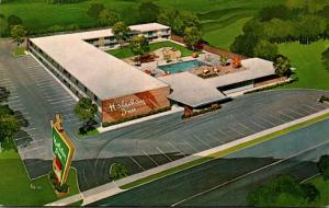 North Carolina Lumberton Holiday Inn North No 2