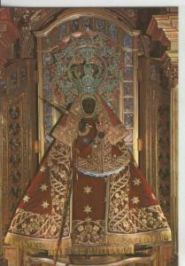 Postal 008999:  Virgen de Guadalupe, patrona Extremadura y Reina de la Hispan...