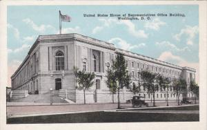United States House of Representatives Office Building, Washington D. C., 10-20s