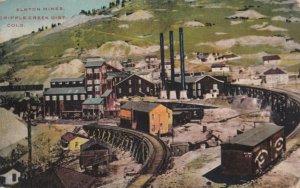 CRIPPLE CREEK , Colorado , 1910 ; Elkton Mines