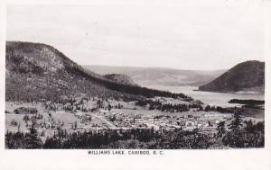 RP:  Williams lake , B.C. , Canada , 30-40s