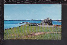 The Black House,Saint Andrews,NB,Canada Postcard BIN