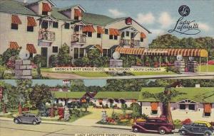 Americas Most Unique Hotel Walterboro South Carolina