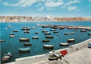 MALTA , 1950-70s ; Harbor