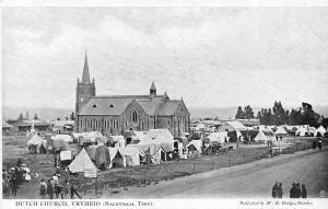 South Africa Dutch Church Vryheid (Nachtmaal Time) KwaZulu-Natal