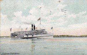 Steamer Providence 1910
