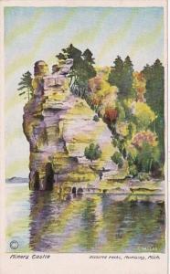 Michigan Munising Miners Castle Pictured Rocks