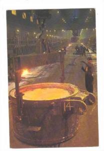 Alcan's Smelter, The Aluminum City, Kitimat, British Columbia, Canada, 19...